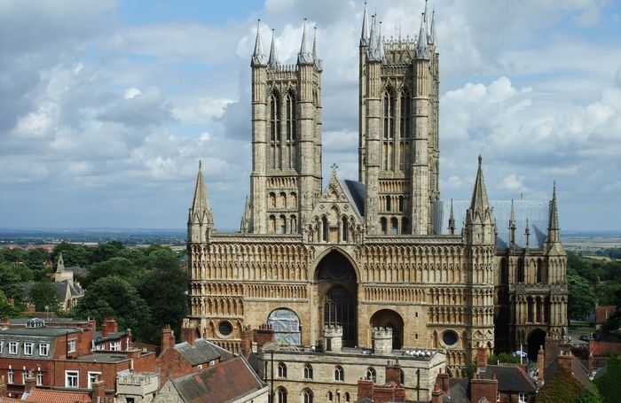 Lincoln, England, Cathedral