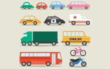 Как выбрать вид транспорта на английском