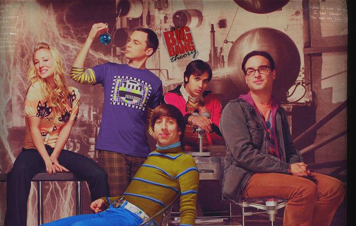 Мозговитый юмор — о сериале The Big Bang Theory
