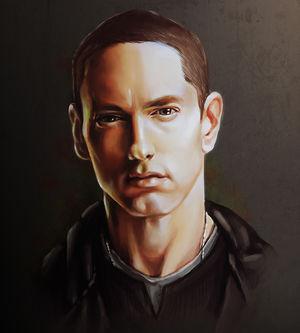 Перевод песни Eminem — Walk On Water