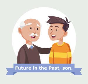 Future in the Past — будущее в прошедшем