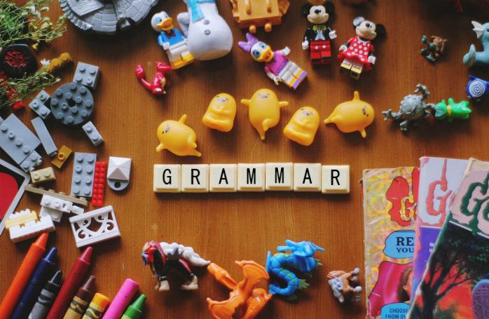 Грамматика английского языка для детей