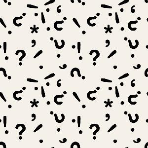 Пунктуация в английском языке: всё о знаках препинания и их использовании