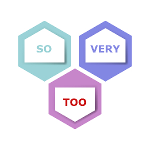 В чем разница между Too, So и Very?