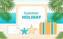 Твір My summer holidays англійською з перекладом