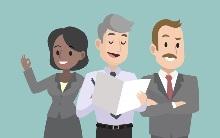 Английский язык для руководителей + 14 принципов эффективного менеджмента