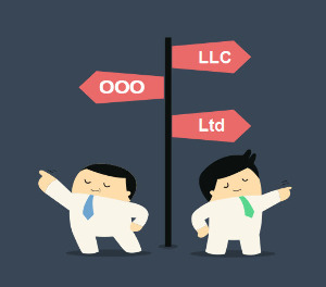 ООО на английском языке — это Ltd или LLC в чем разница?