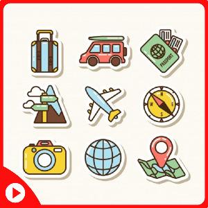 Английский для путешествий (видео)