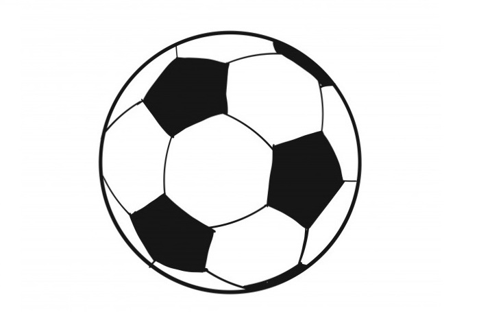 Про футболистов на англиском
