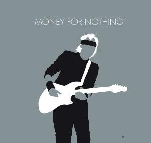 Текст и перевод песни Money for Nothing (Dire Straits)