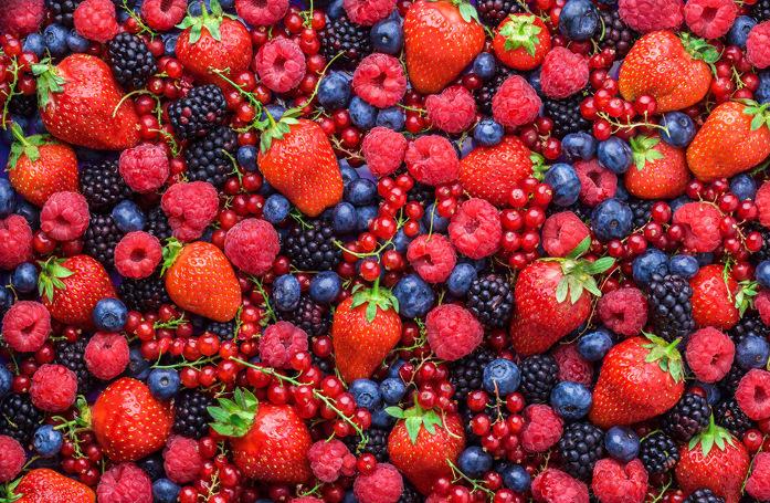 Фрукты, ягоды, овощи, орехи и крупы на английском, изображение 2