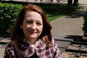 Учитель английского по скайпу Maria H
