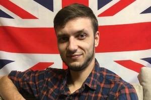 Учитель английского по скайпу Ilya A