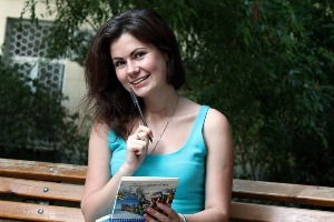 Учитель английского по скайпу Polina Z