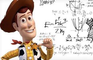 Математика в фильмах Pixar