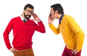 Восприятие на слух и понимание. 3 шага