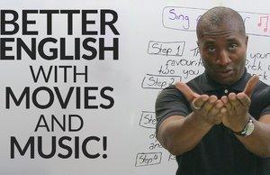 Учим английский по песням и фильмам